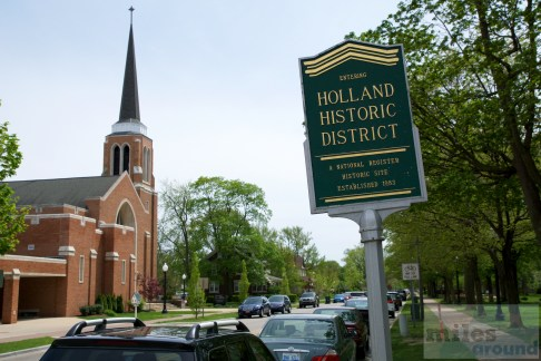 Holland in Michigan