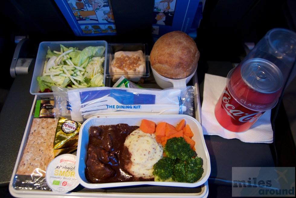 Essen in der SAS Go