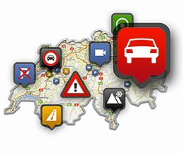 Verkehrsinfo App