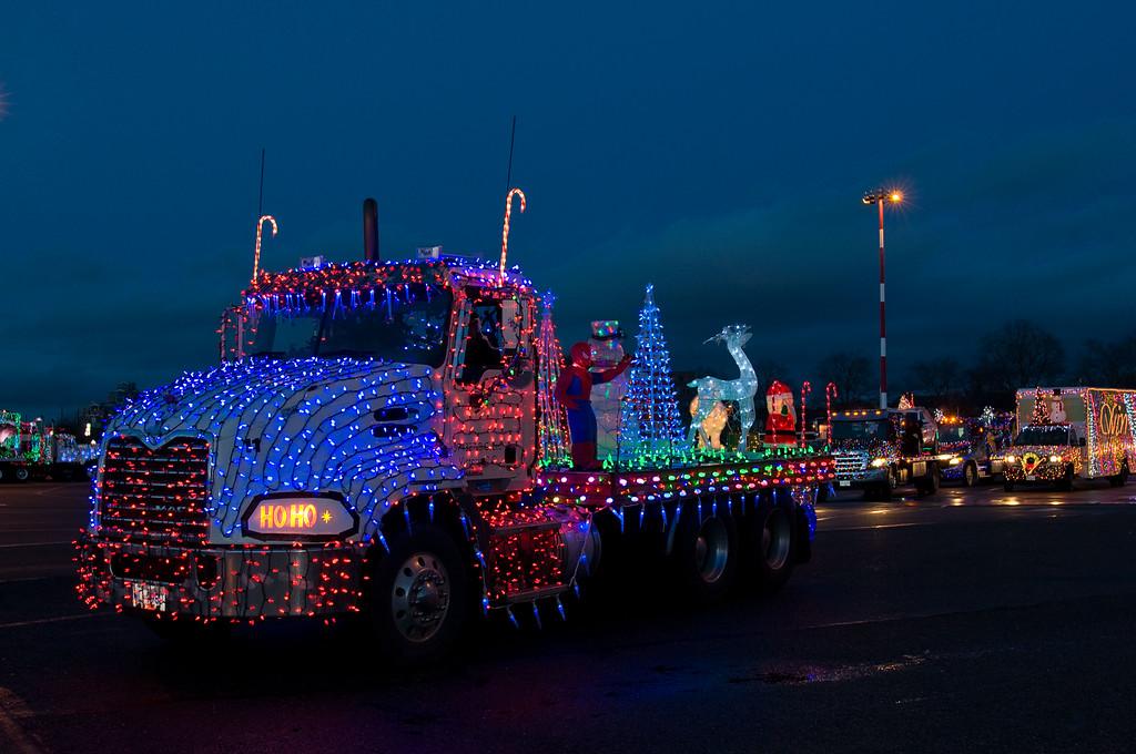 Christmas Truck Parade