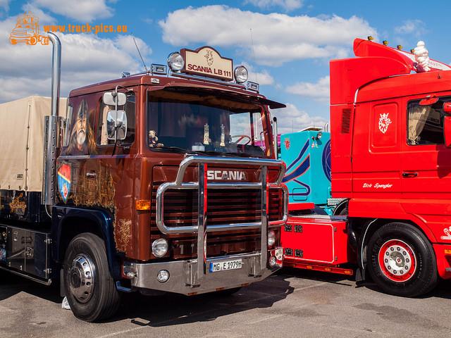 Janina Martig Rüssel Truck Show