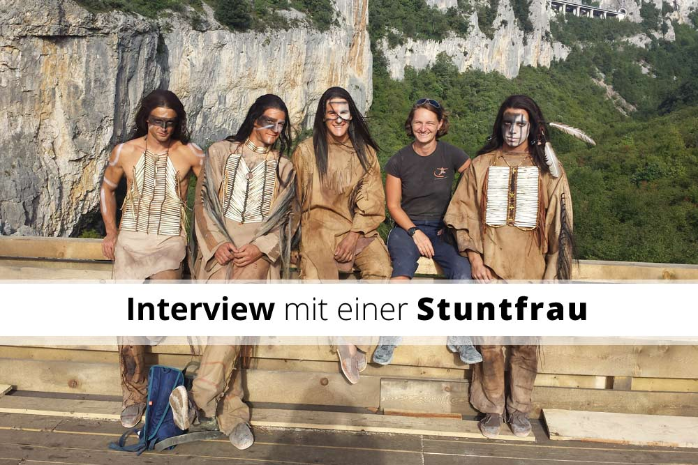 Interview Stuntfrau
