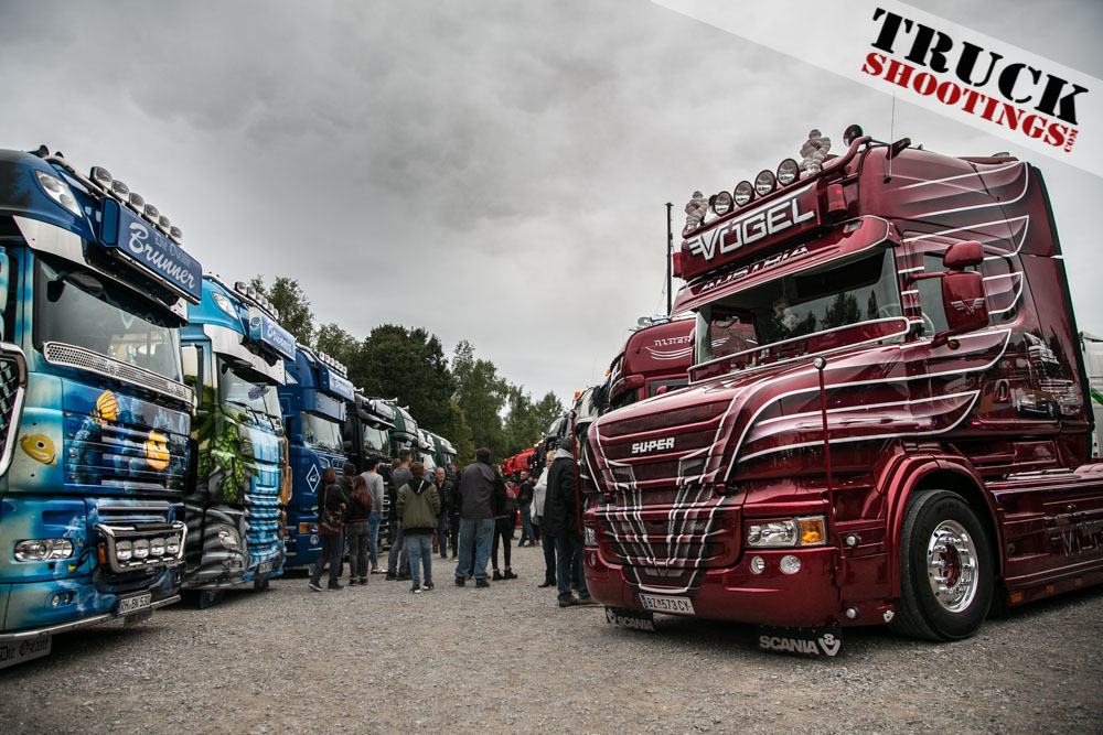 2. Oberland Trucker Treffen 2017 in Bad Tölz