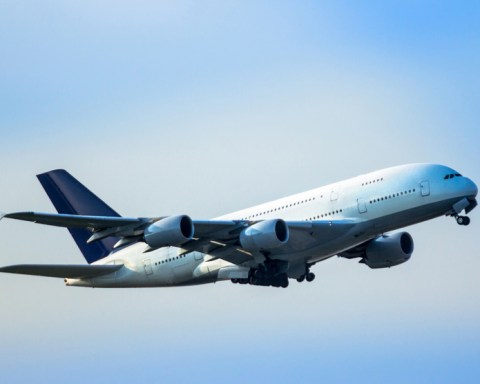 Keine Angst vor großen Kisten: A380, Fotolia ©robertdering