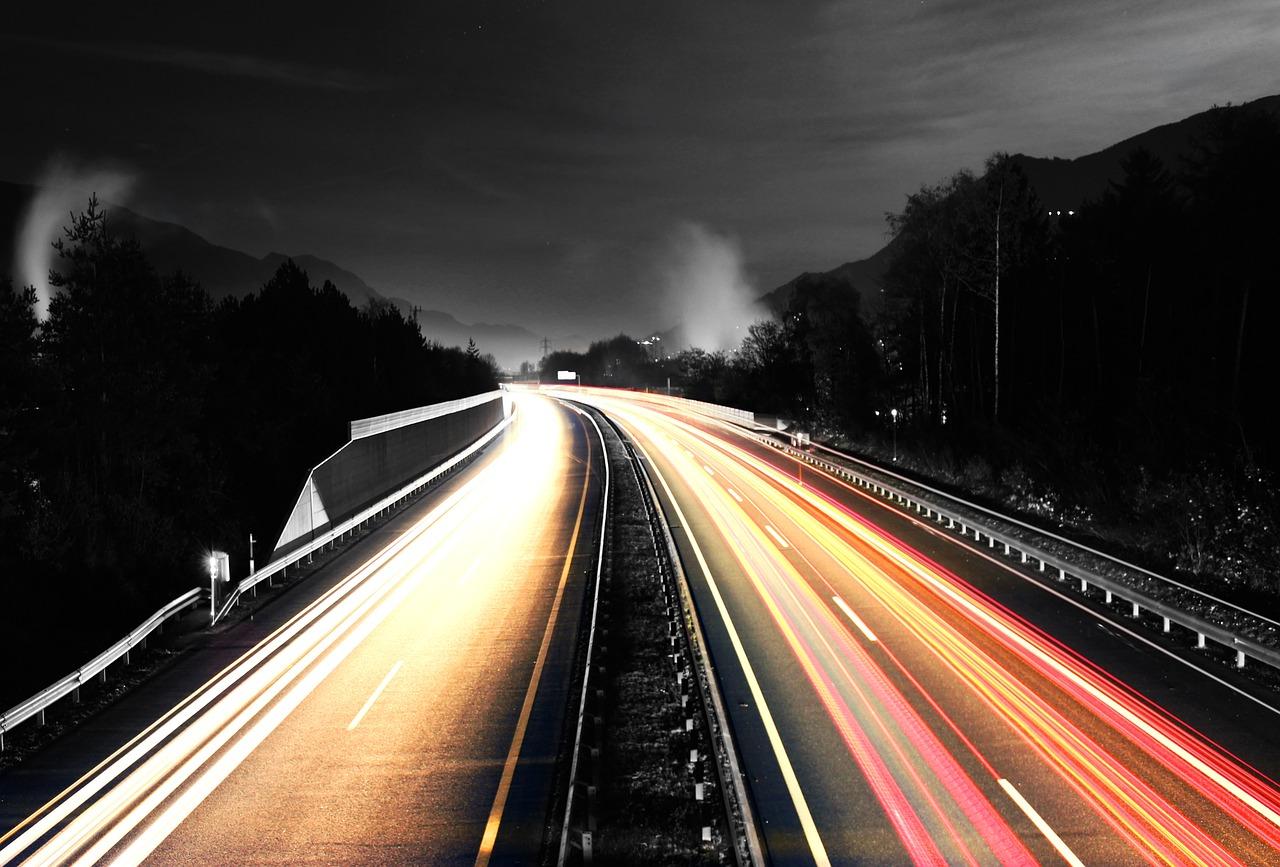Flüssiggas - bald auf der Autobahn, Foto: pixabay.com