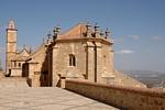 Zicht op de Santa Maria la Mayor