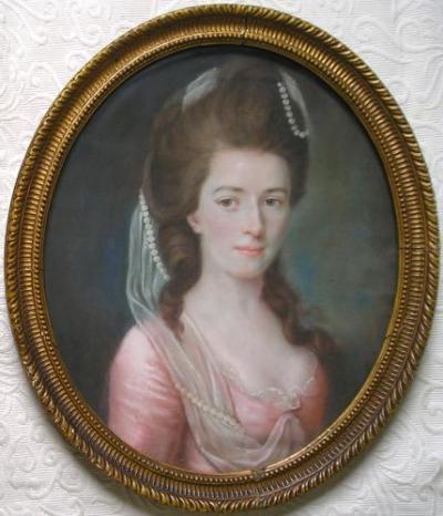 Sophia Barnewall, circa 1770