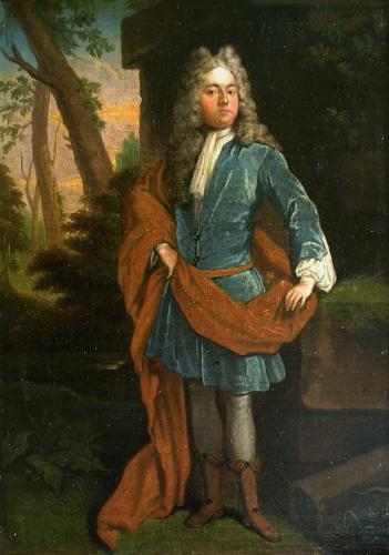 Portrait of a Gentleman c.1704