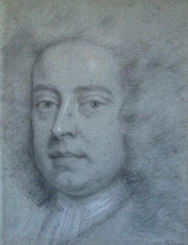 Portrait of a Gentleman, c. 1715
