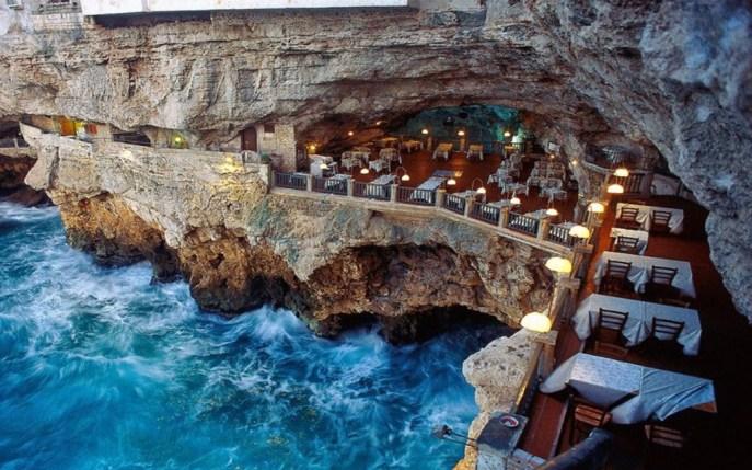 Restaurante Gruita, Italia