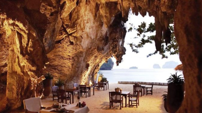 The Grotto, Tailandia