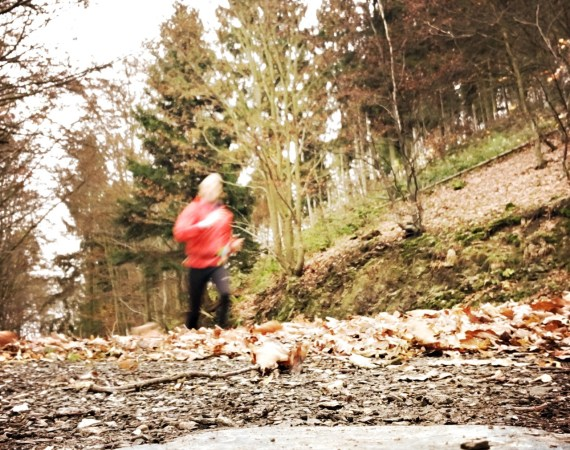 Running the Rursee – hardlopen in de Eifel