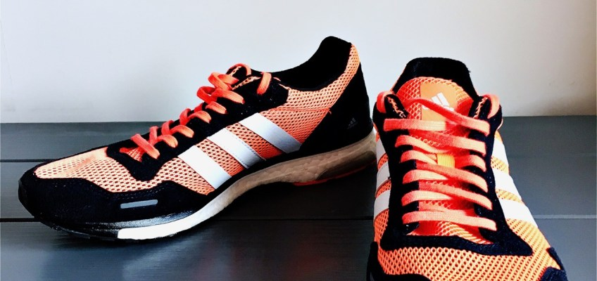 PR crusher: Adidas Adizero Adios 3 Boost  – Review