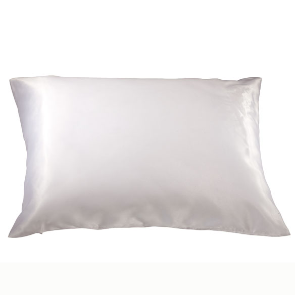 Satin Pillow Case Satin Pillowcase With Zipper Miles