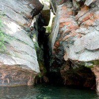 Lake Superior Sea Caves