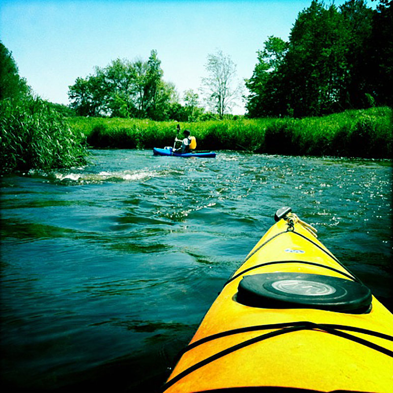 Badfish Creek Paddle Guide