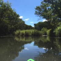 Kickapoo River West Fork