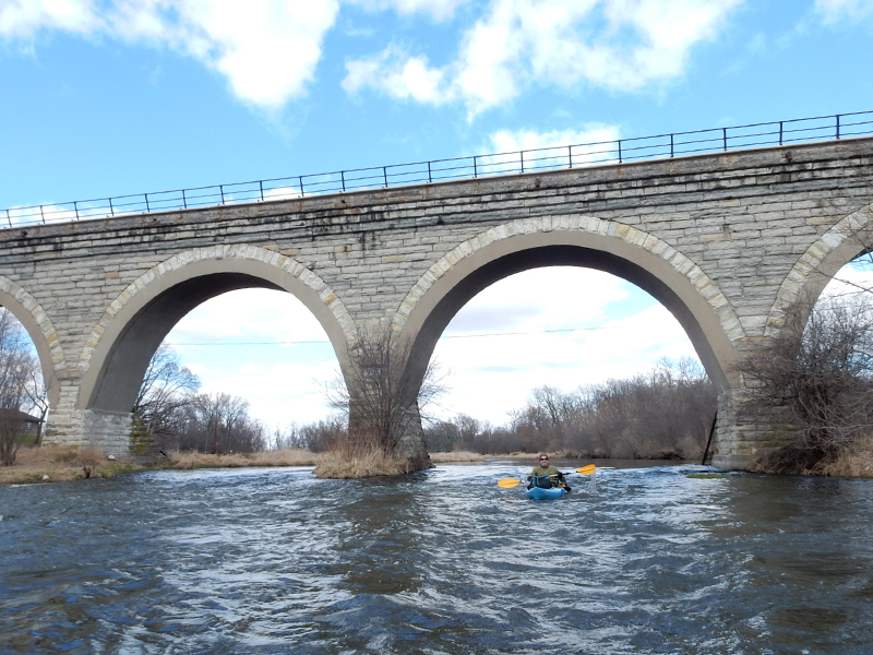 Turtle Creek Paddling Guide