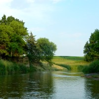 Whitewater Creek Iowa