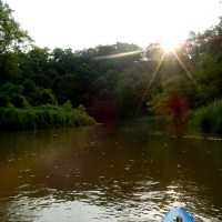 Whitewater Creek Iowa