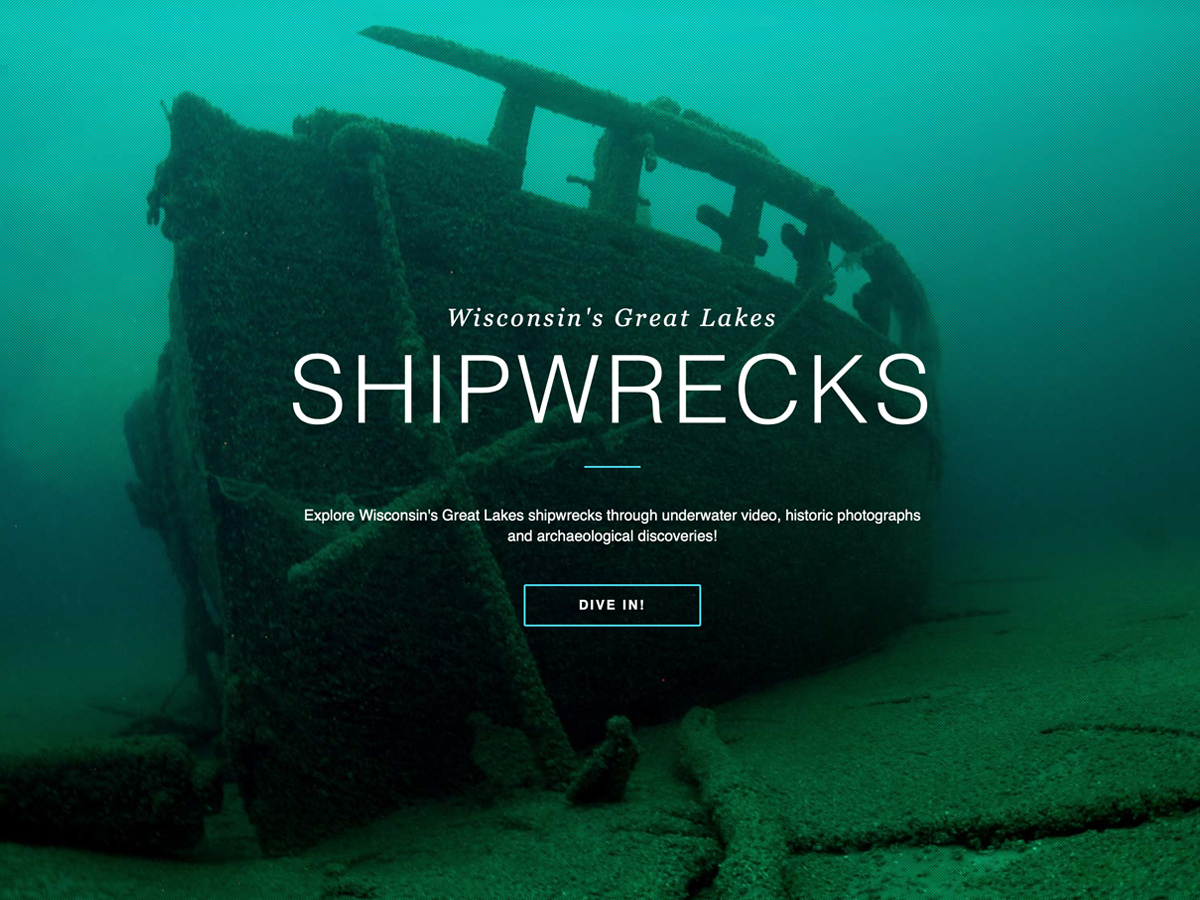 Wisconsin Shipwrecks