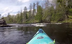Brule River Video