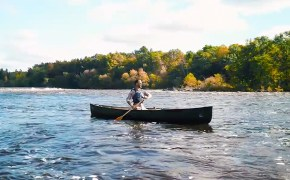 Wisconsin River With Miles Paddled