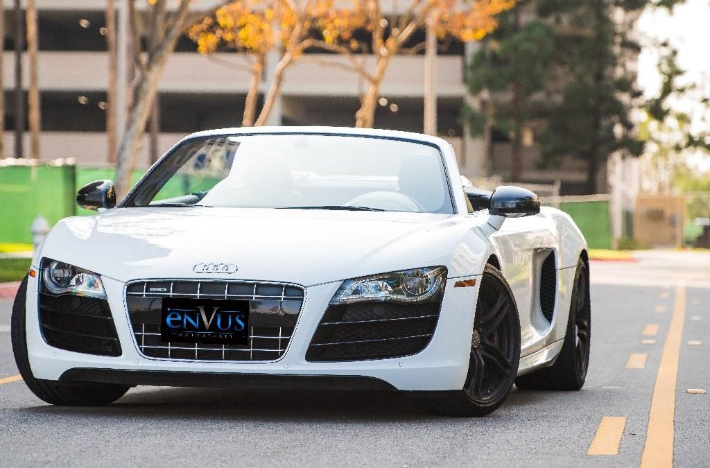 Supercars For All: Envus Motorsports Makes A Splash In Orange County