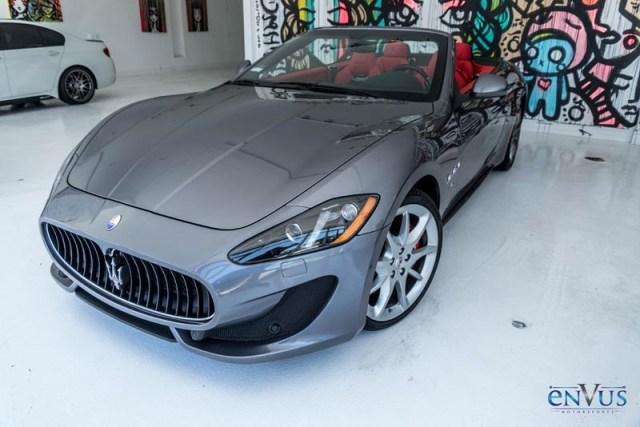 Envus Motorsports Maserati