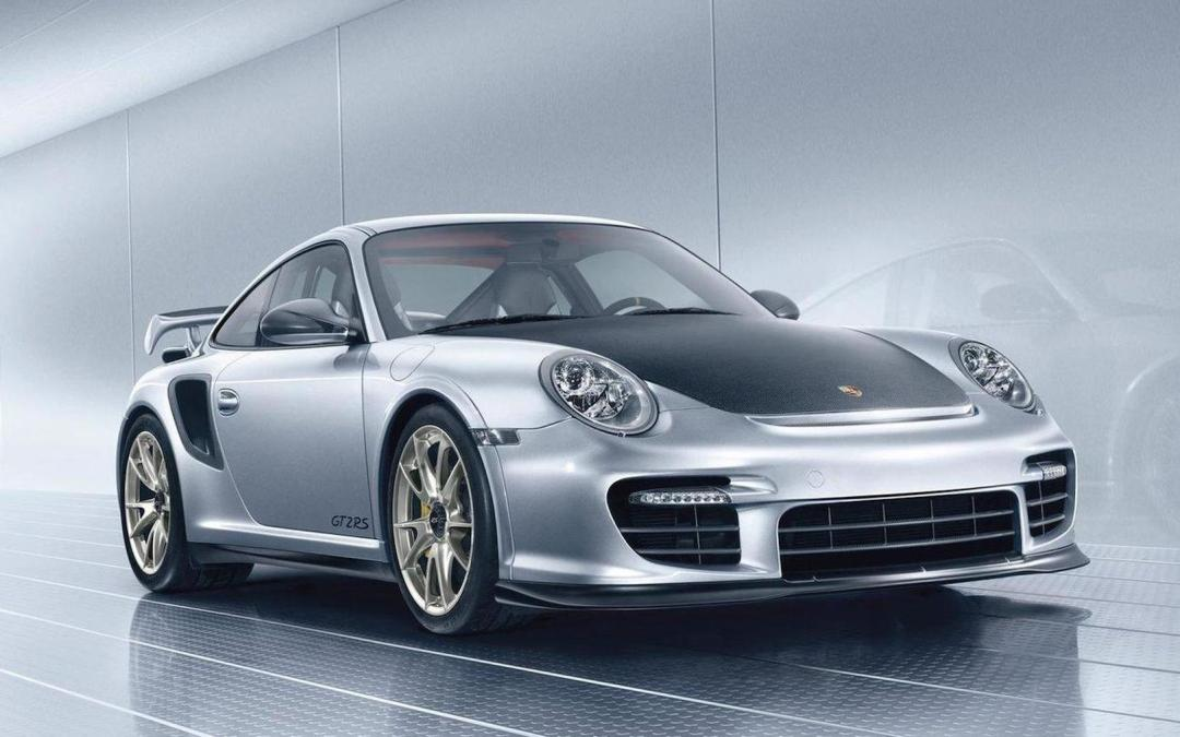 Aggression, Exclusivity, & Over 620 HP: Here Comes A New Porsche 911 GT2