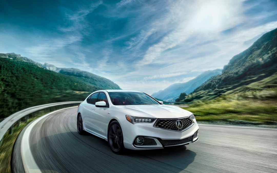Acura's Restyled 2018 TLX Sedan Debuts In New York