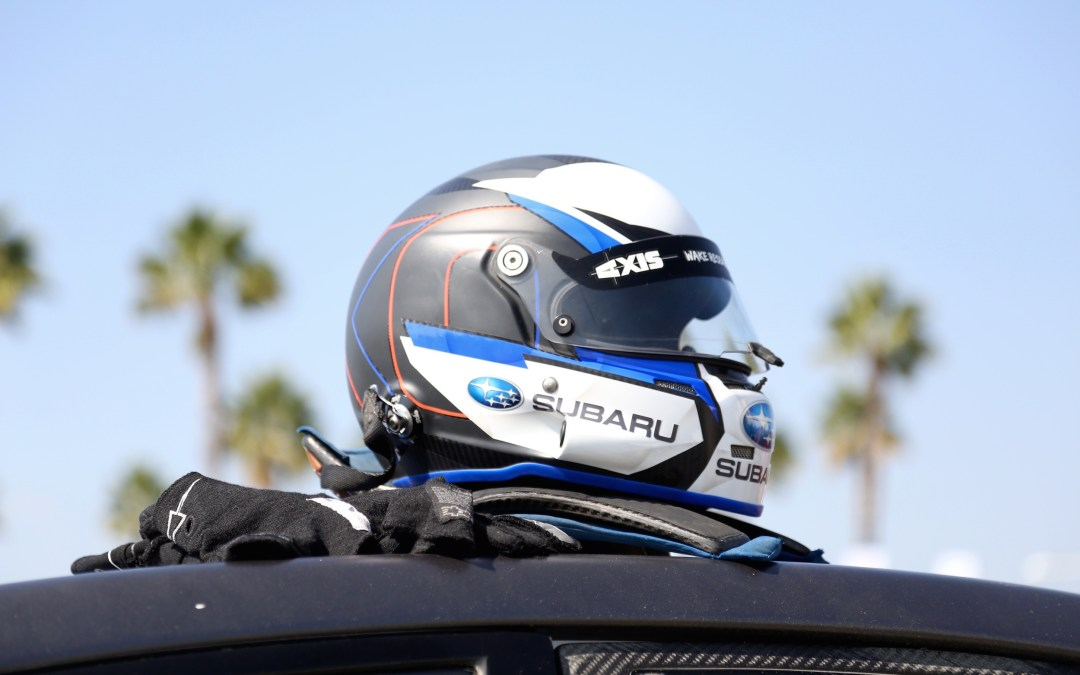 Hitch An Unforgettable Ride In Subaru's Global Rallycross Car