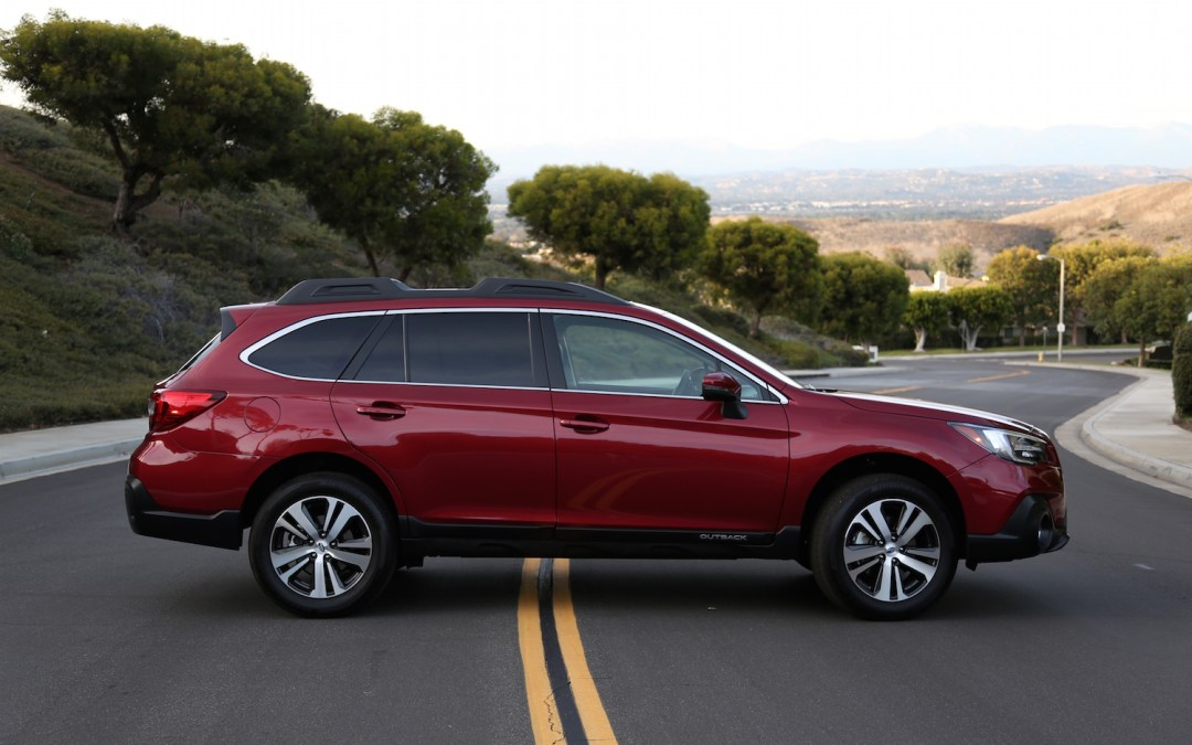 The 2018 Subaru Outback Is One Classy, Capable Wagon