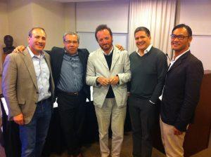 Doug Krugman, Greg Matusky, Roo Rogers, (M) and Xin Chung @S2 Learning Even