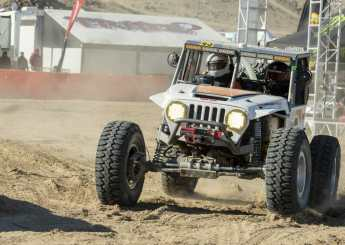 TIRECO'S MILESTAR BRAND FINISHES TOP 5 DURING KING OF THE HAMMERS WEEK