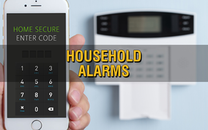 Domestic Alarm Installation