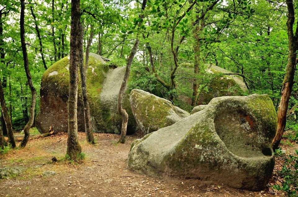 Sidobre : curiosité touristique dans le Tarn