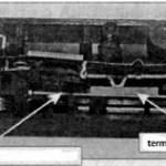 Brave - elektronski moduli ves masina