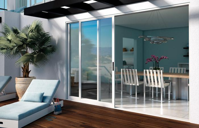 Stacking Sliding Amp Folding Glass Doors Moving Glass Wall Systems Milgard