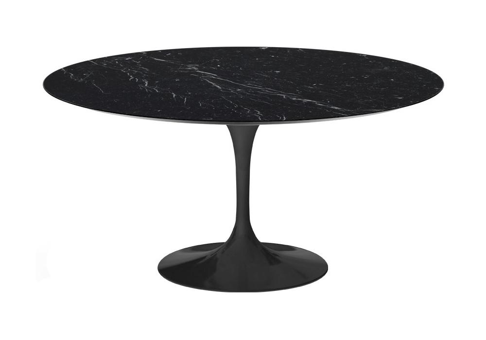 Saarinen Table Ronde De Marbre Knoll Milia Shop