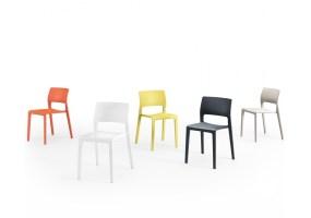 Juno Arper Chair With Open Backrest   Milia Shop