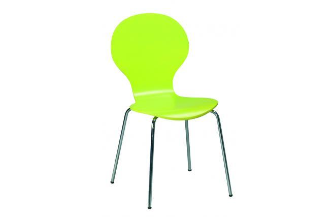 Chaise De Cuisine Salle Manger Design Bois Vert