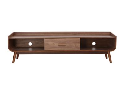 meuble tv pas cher et design marron