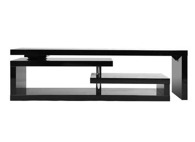 design tv mobel drehbar max v2 schwarz