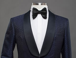 Why are tailored suits and tuxedos the best option?