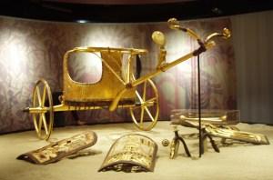 Carro di Tutankhamon