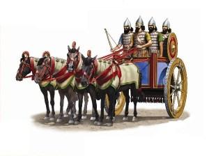 Chariot assyrien