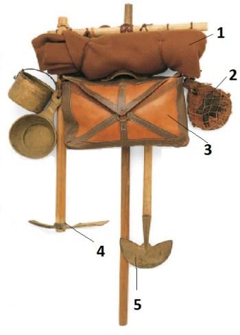 Ausrüstung eines römischen Legionärs