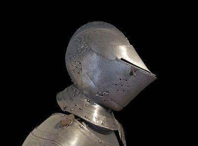 Armatura, XV secolo