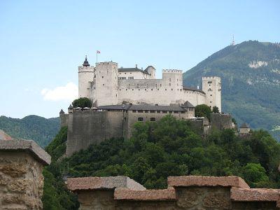 Festung Hohensalzburg, Bastionen ohne Sternanlage aus der Zeit des dreißigjährigen Kriegs